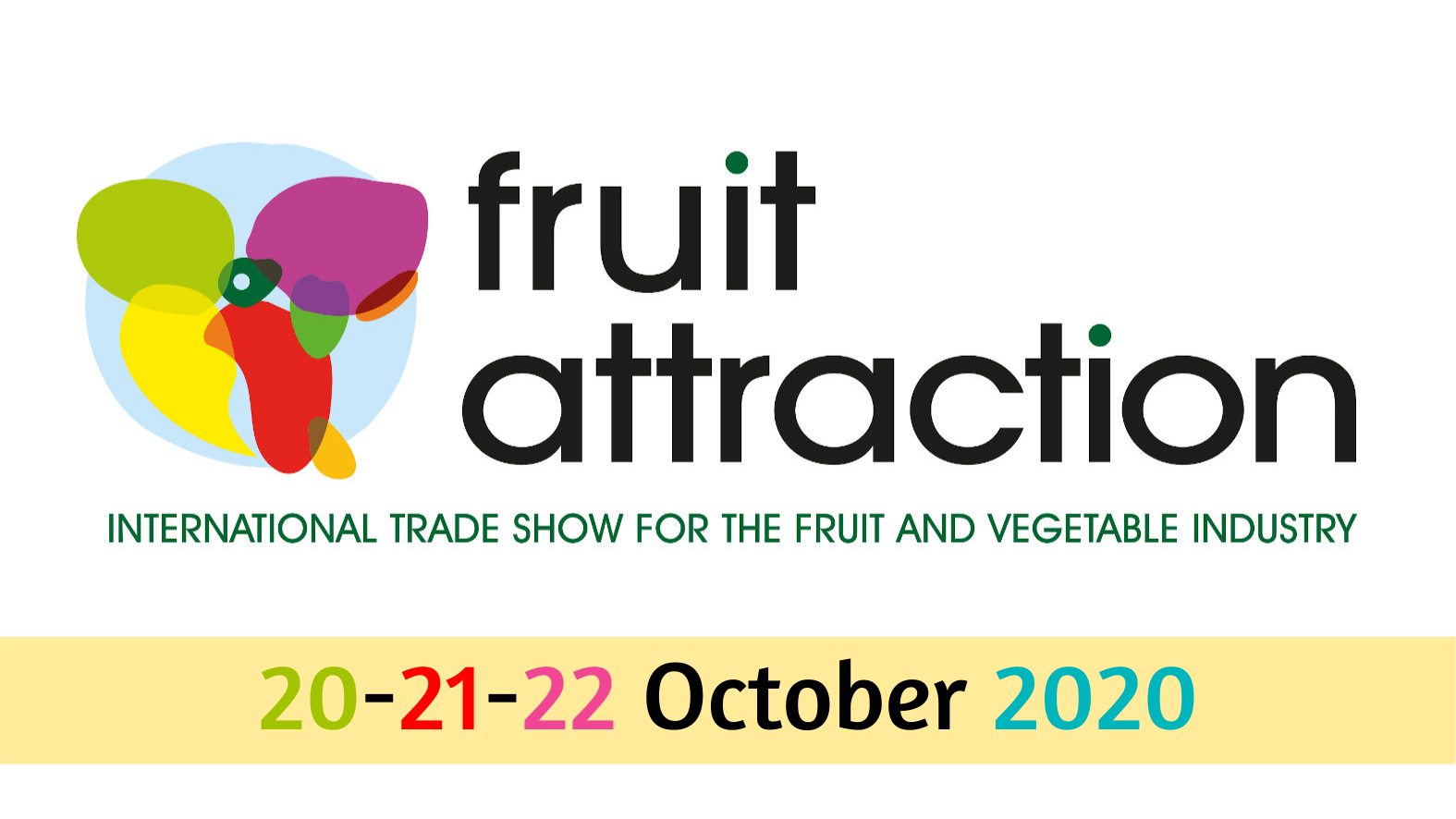 FRUIT ATTRACTION - MADRID (ES) - 20/22 OCTOBER 2020